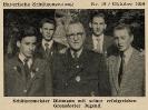 Fritz Dittmann sen. 1. Schützenmeister von 1921-1956 und 2. Landesschützenmeister